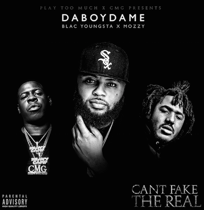 CMG's DaBoyDame Drops Two Singles with With Black Youngsta & Mozzy and Gears For The Anticipated Mixtape