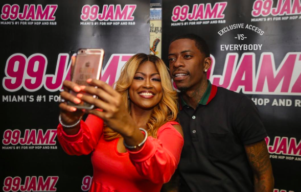 Rich Homie Quan Sits Down On The 99 Jamz Uncensored Stage With Supa Cindy And Discusses Being Locked Up Birdman Cash Money Young Thug Vh1 Hip Honors