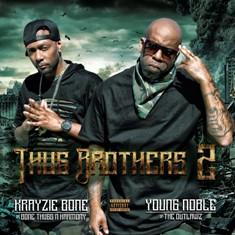 "Bone Thugs-N-Harmony & Outlawz ""Rolling Stone"" & New LP Announcement"