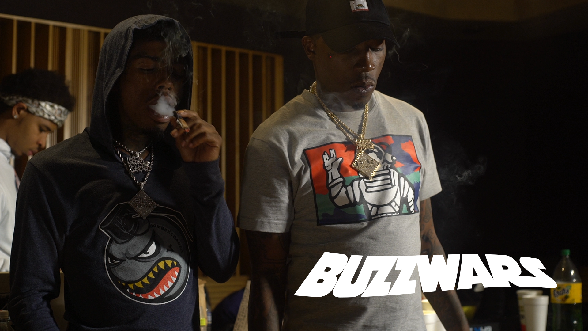 BTB | Loso Loaded & Lotto Savage [by Buzz Wars]