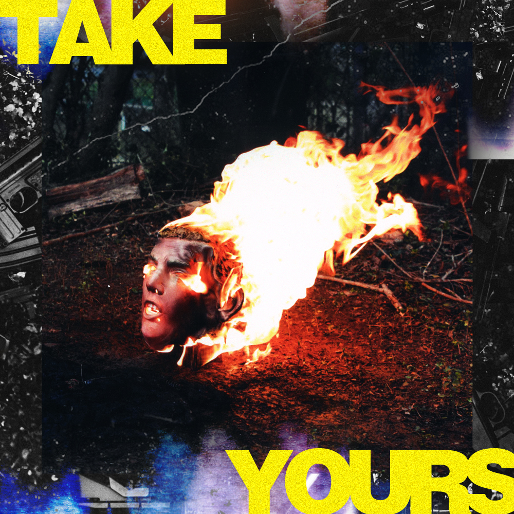 """Nashville Rapper Mike Floss Releases New Music """"Take Yours"""" Co-Produced By Ducko McFli and Syk Sense"""