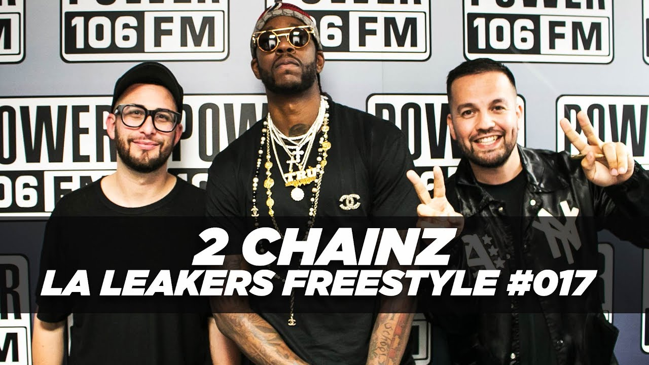 2 Chainz Freestyle With The LA Leakers