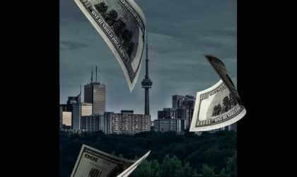 "Toronto's Layla Hendryx Links Up With Pressa For New Single ""Livin' It Up"""