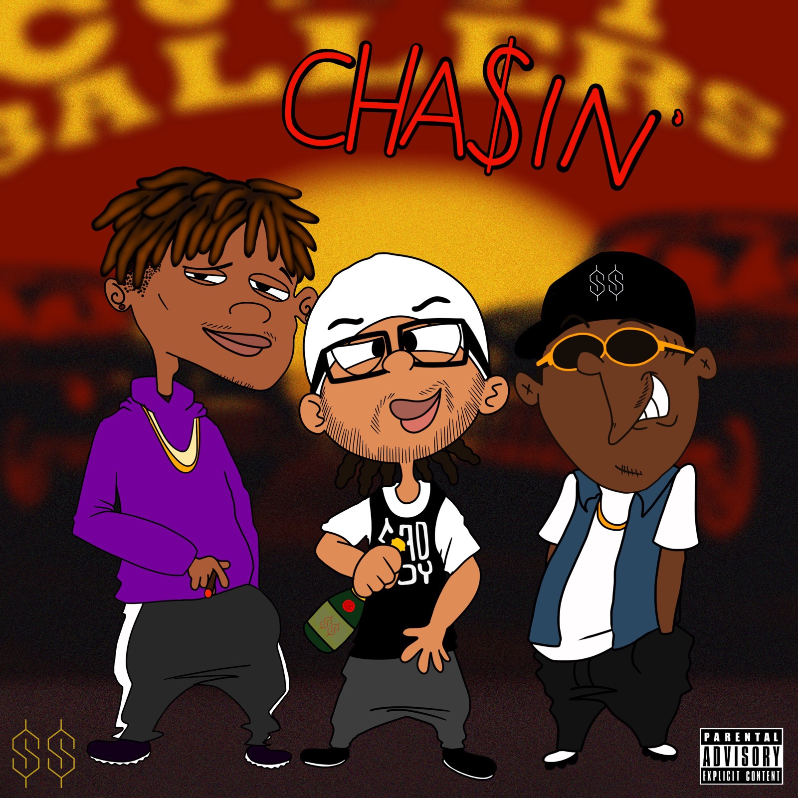 "@IshWilliams – ""Chasin'"""