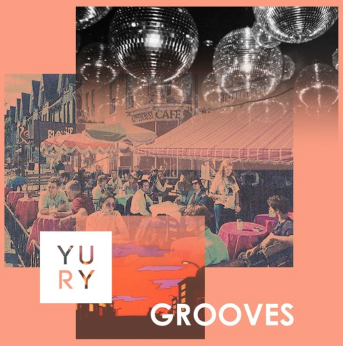 "Yury – ""Grooves"""