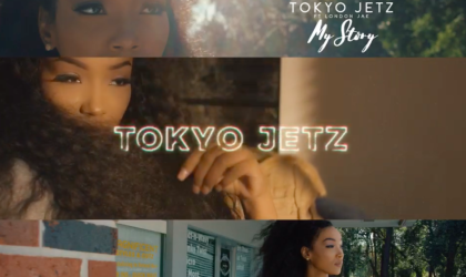 Tokyo Jetz Releases Visual For Her Latest Video, My Story, Ft. Hustle Gang Label Mate London Jae