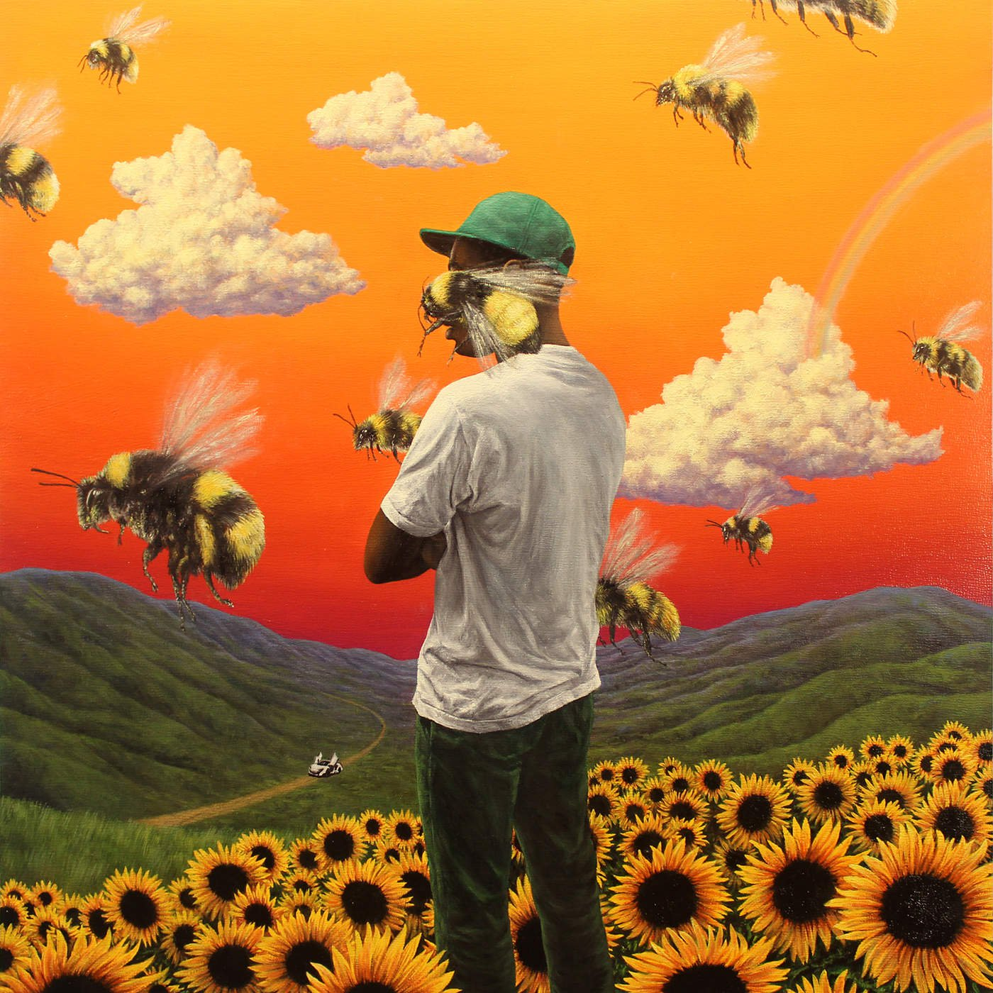 Tyler, The Creator – Flower Boy [Album Stream]