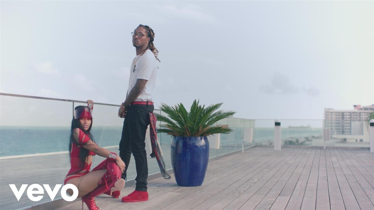 Future – You Da Baddest (feat. Nicki Minaj) [Music Video]