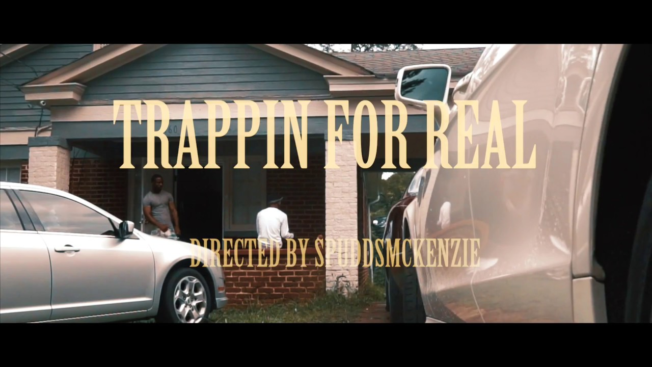 """Ca$h Out – """"Trappin' Foreal"""" [Music Video]"""