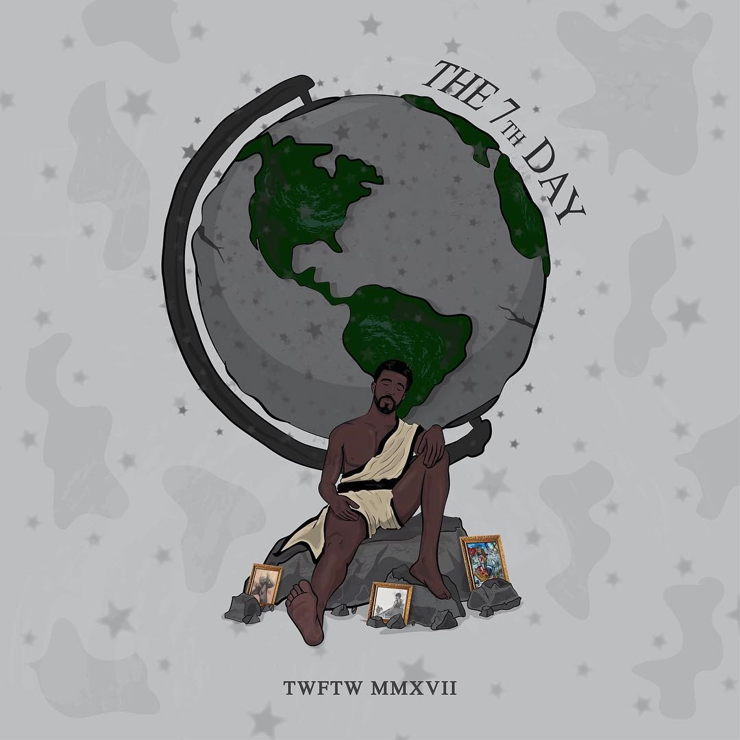 Kanye West, Cyhi The Prynce & More Join Tony Williams On 'The 7th Day' (EP)