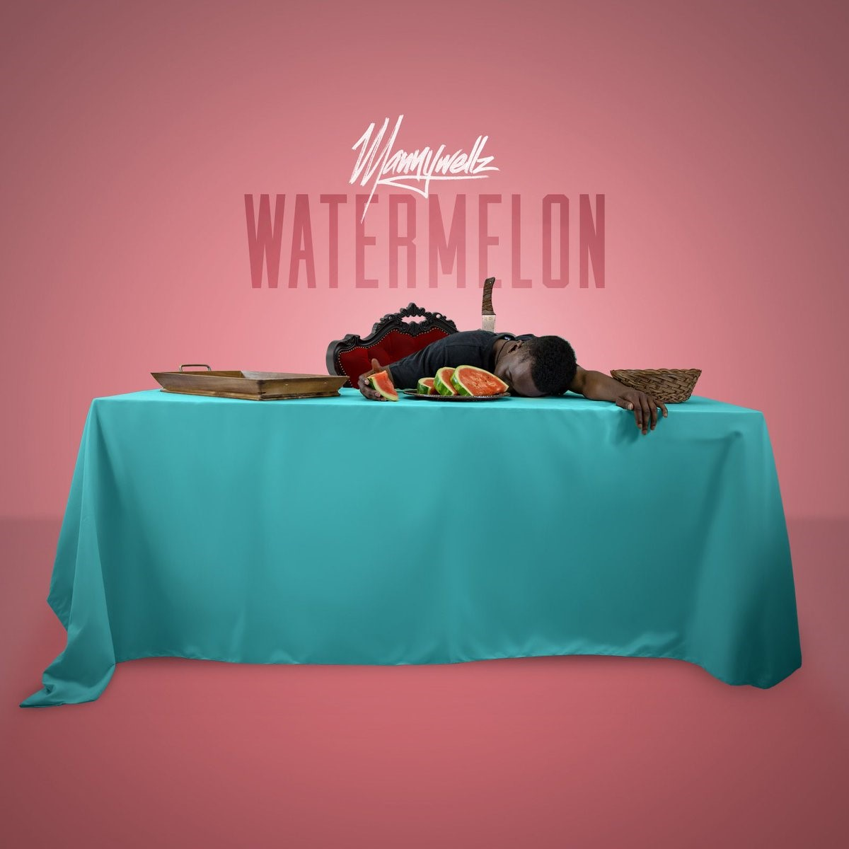 """Mannywellz Serves Up """"Watermelon,"""" After Joining Jidenna On His 'L.L.T.C. TOUR'"""