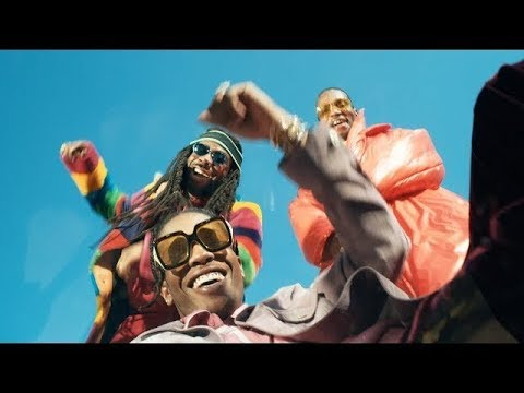 D.R.A.M. – Gilligan (feat. A$AP Rocky & Juicy J)[Music Video]