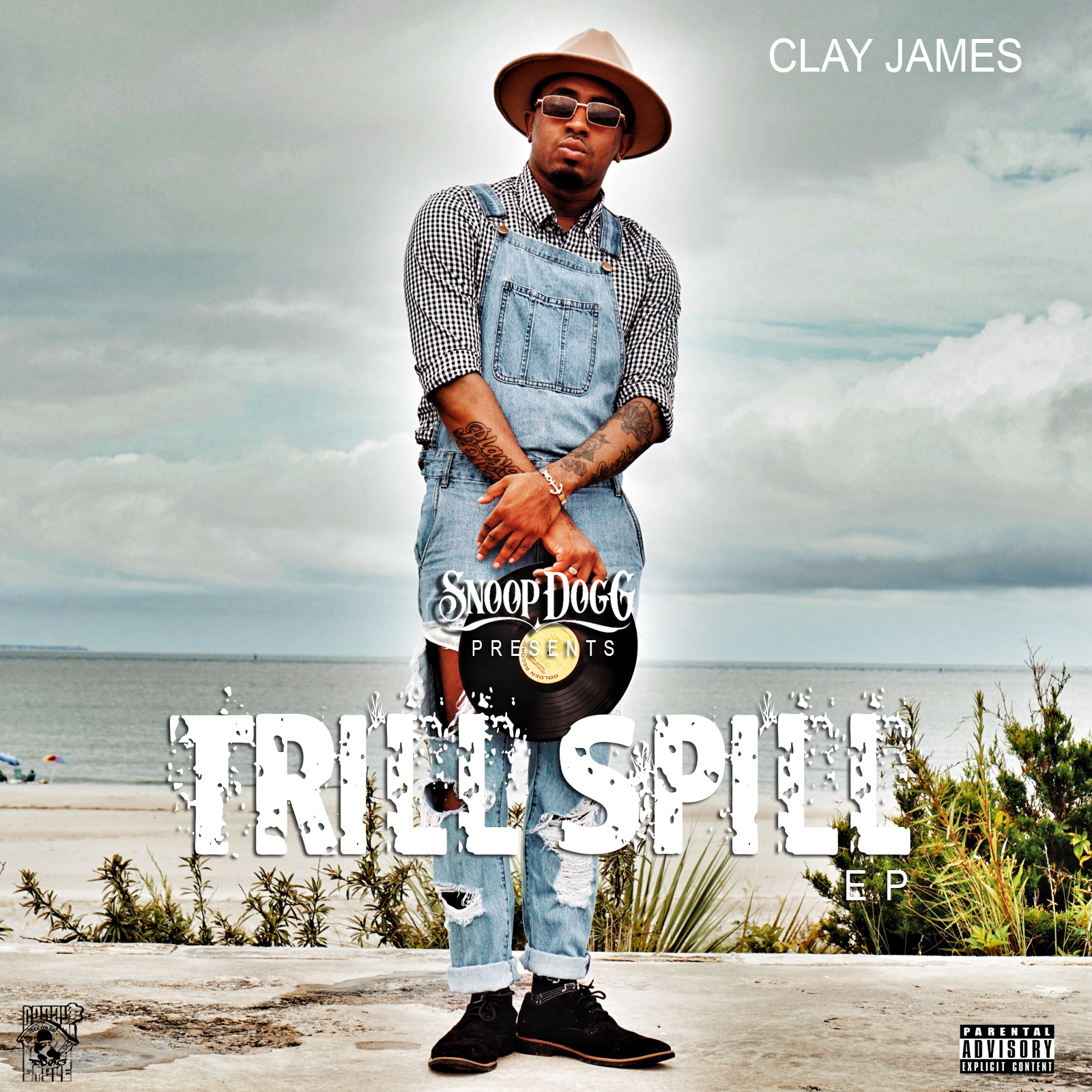"Snoop Dogg Presents: ""Trill Spill"" A Clay James EP"