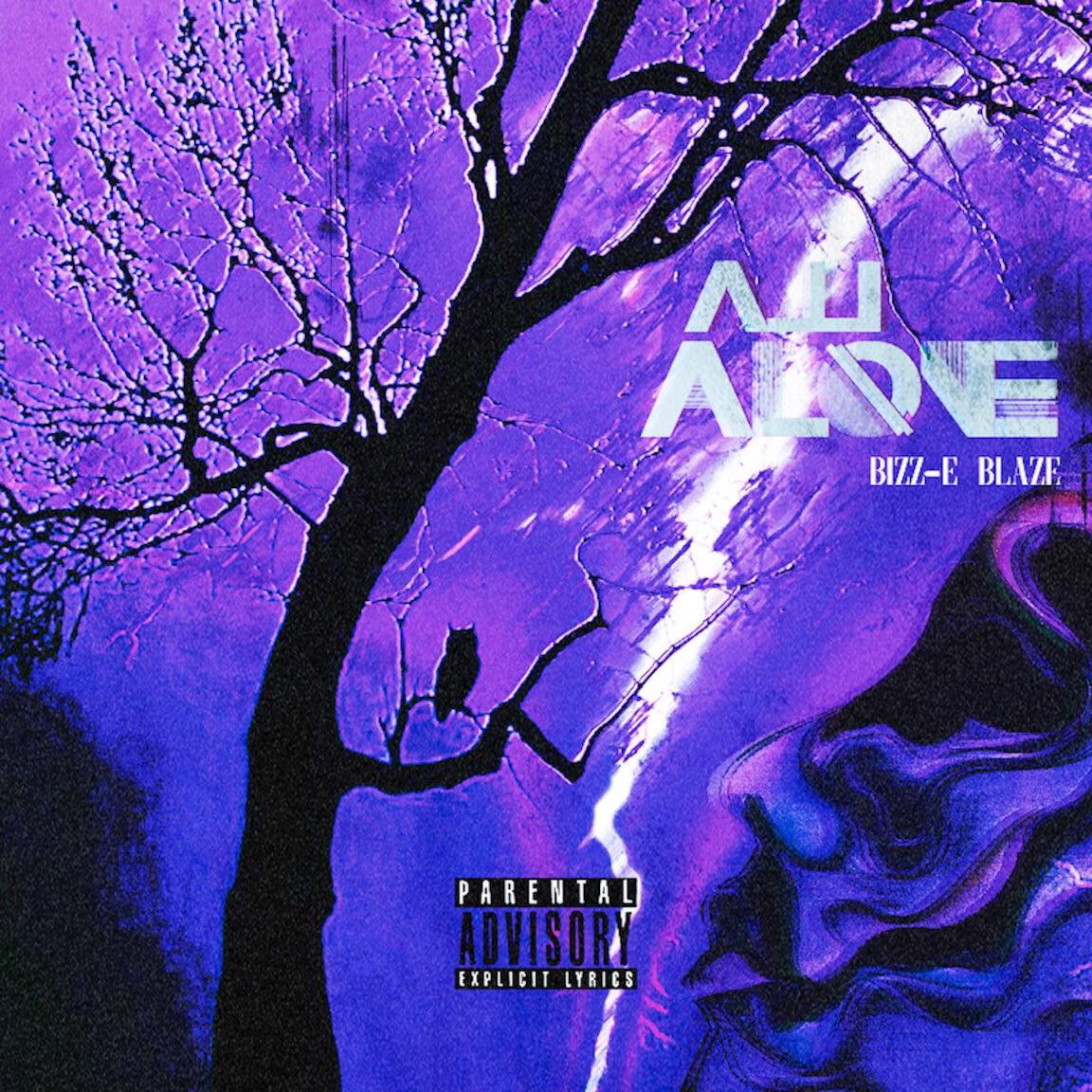 "Brooklyn native Bizz-E BlazE drops off a wavy new single titled, ""All Alone"""