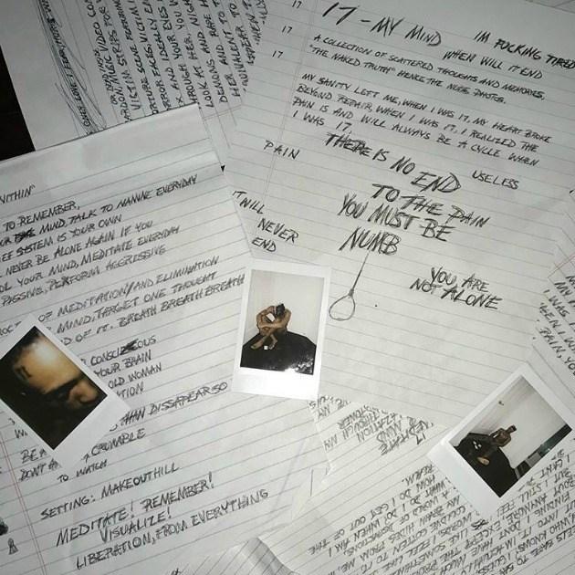 "XXXTentacion's Debut Album, ""17"""