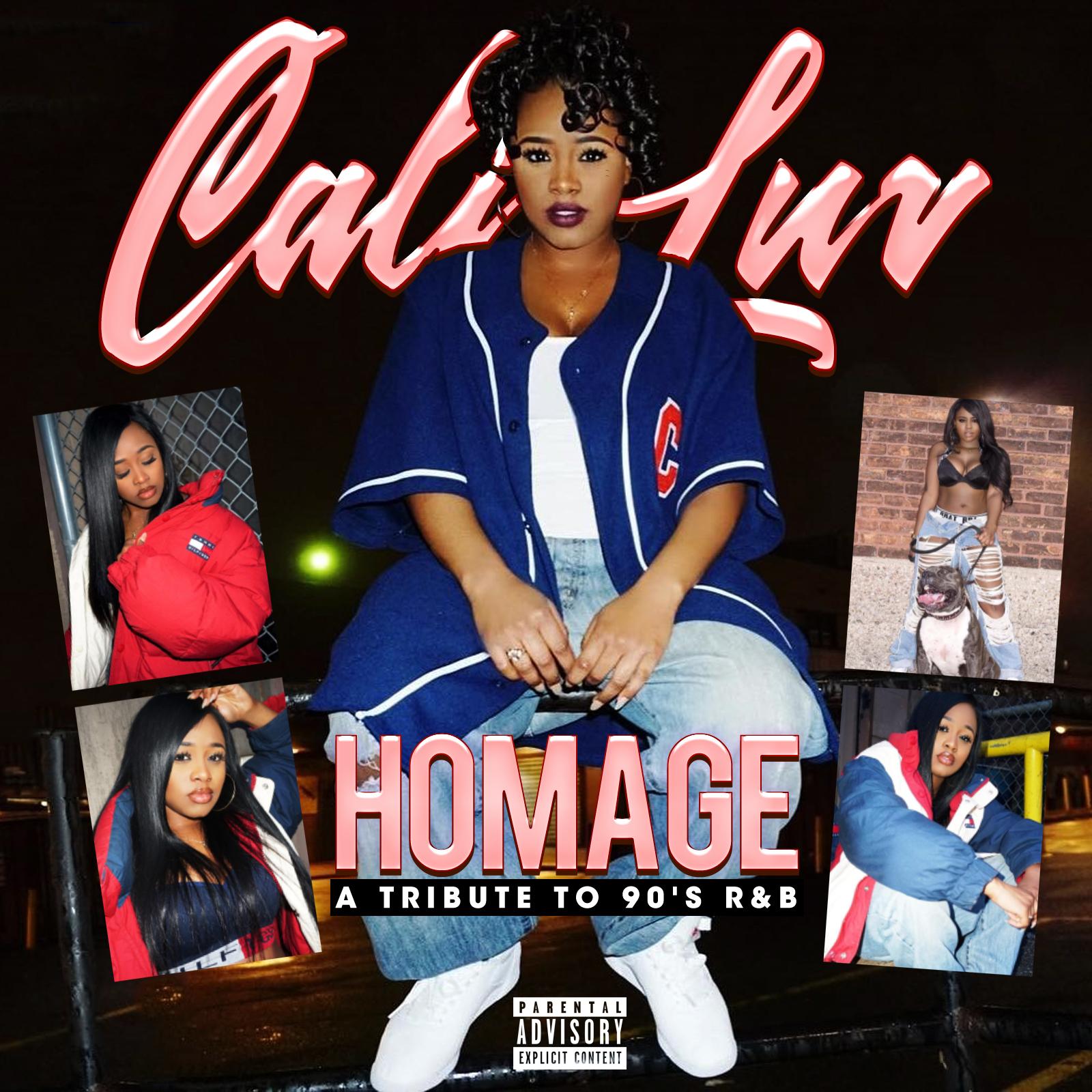 Cali Luv – 'Homage' (Mixtape)| @LuvCaliLuv