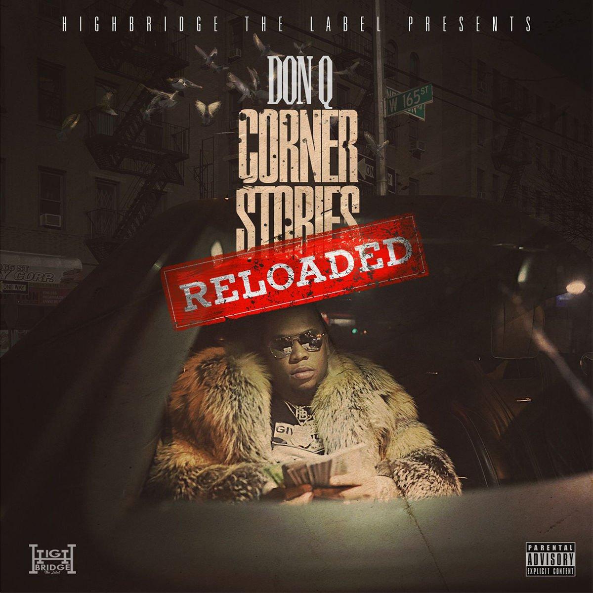 Don Q – Corner Stories Reloaded [Album Stream]