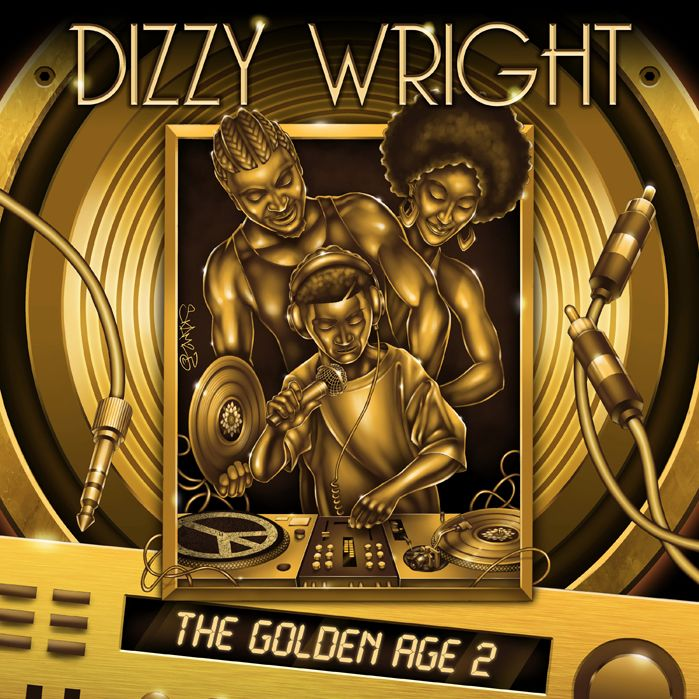 Dizzy Wright – Outrageous (feat. Big K.R.I.T.)