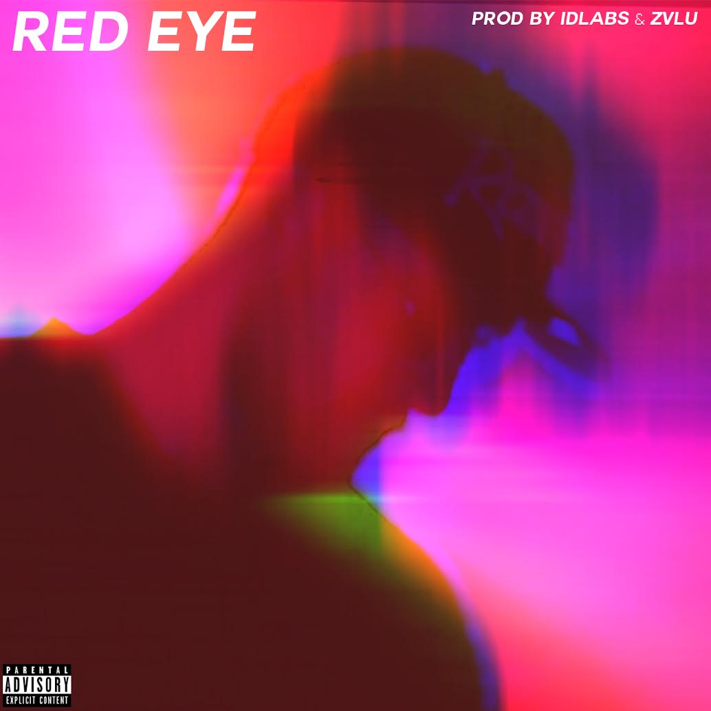 """Meriden, Connecticut's own Dutch The Dreamer pairs with Long Island visual juggernaut's Dinner Land for a switch of the sounds tited """"Red Eye."""""""