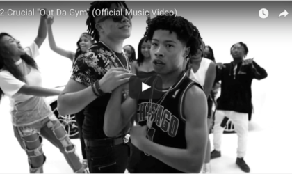 "2CRUCIAL Turns All The Way Up In ""OUT DA GYM"" Visual"