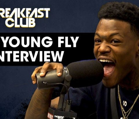 DC Young Fly On Bringing Back TRL, His Rise In Comedy, His Baby Daughter & More on The Breakfast Club