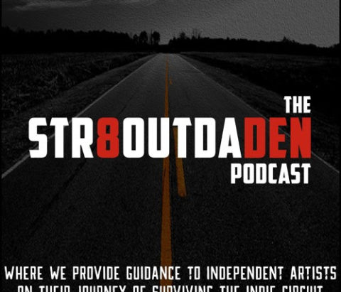 Str8OutDaDen Podcast: From Handcuffs To Microphones Feat. A. Levy