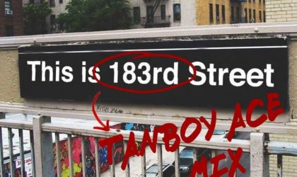 """DJ Tanboy Ace Delivers Official Mix of """"This is 183rd Street"""" Ft. Kendrick Lamar, French Montana, Action Bronson, And More. (Prod. by 183rd Music)"""
