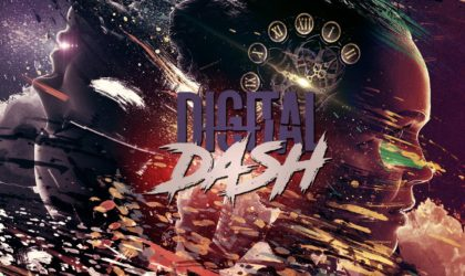 "Toronto artist Chavell is back t called ""Digital Dash"