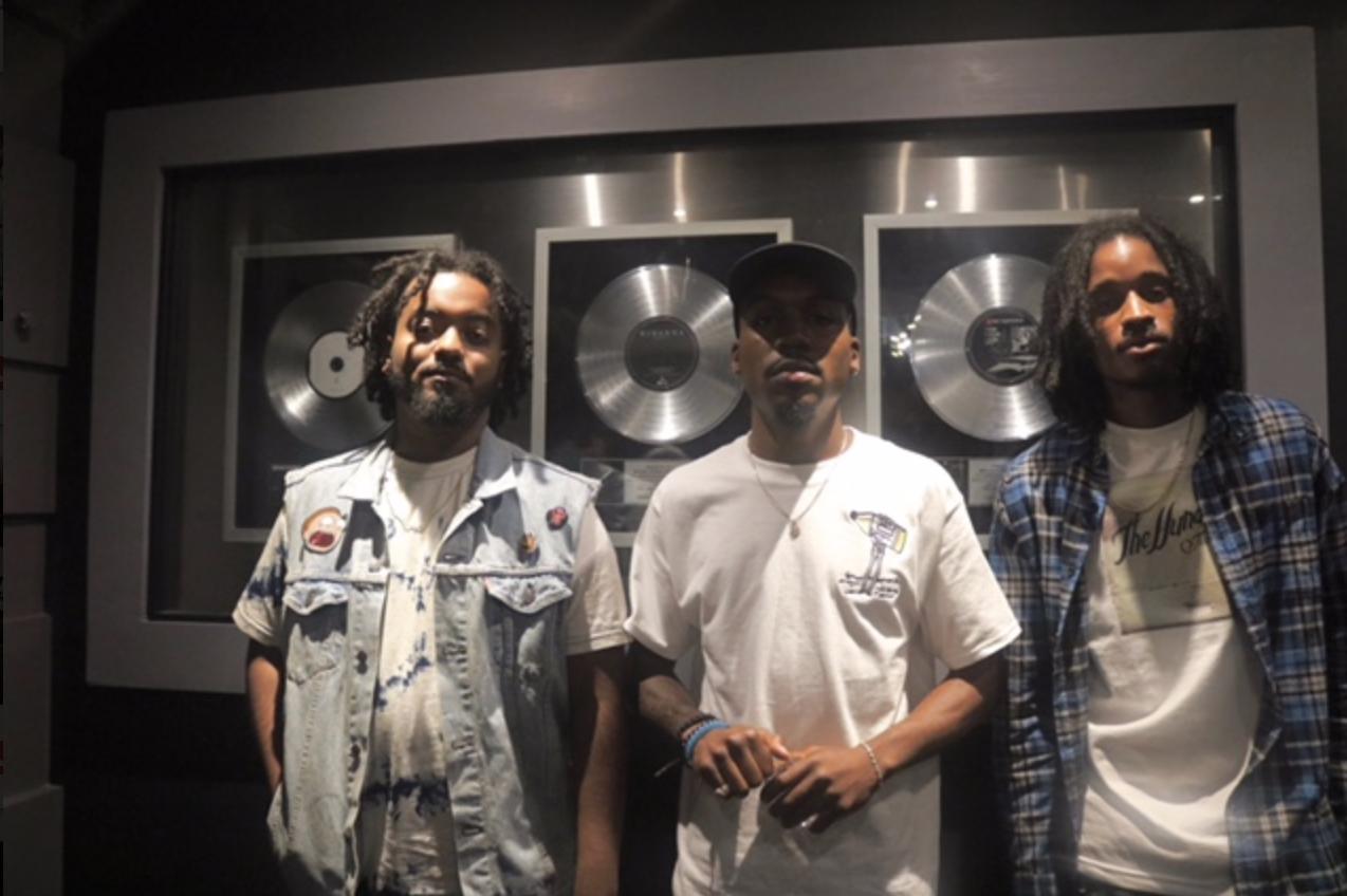 HillTop HYPE | Artist Spotlight: Meet 'The Thr33'