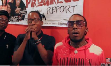 Watch BizzieMade & Taizautie Interviews w/ The Progress Report [Boca Music Group Submitted]