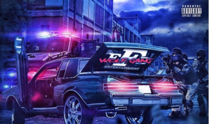 """WolfGang Drops New Track """"Drop Da Pack"""" Prod. By Chill Go Hard! [Fresh Fly Boy Ent]"""