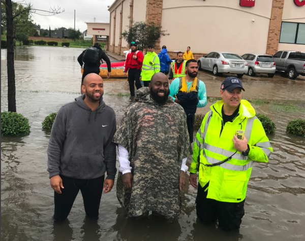 Donate Directly to the Hands of Hurricane Harvey Survivors With Houston's Own Trae Tha Truth