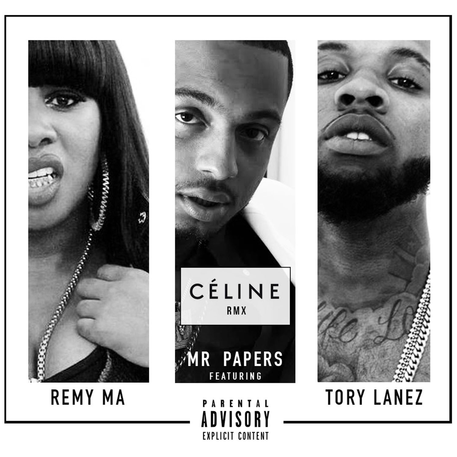 Mr. Papers ft. Remy Ma & Tory Lanez – Celine (remix)