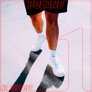 Rapper Boland takes 'No Days Off' on debut single from 13 week series  post up x