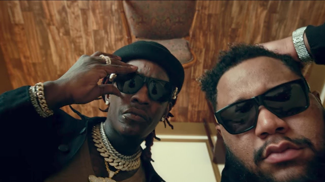 """Young Thug & Carnage – """"Homie"""" feat. Meek Mill [Music Video]"""