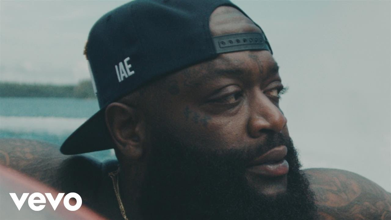 "Rick Ross – ""Lamborghini Doors"" feat. Meek Mill, Anthony Hamilton [Music Video]"