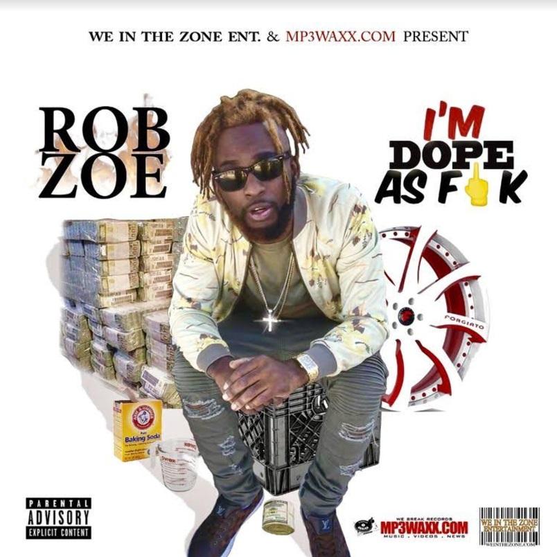 """Rob Zoe ft. Maino – """"Raw"""" @IAmRobZoe"""