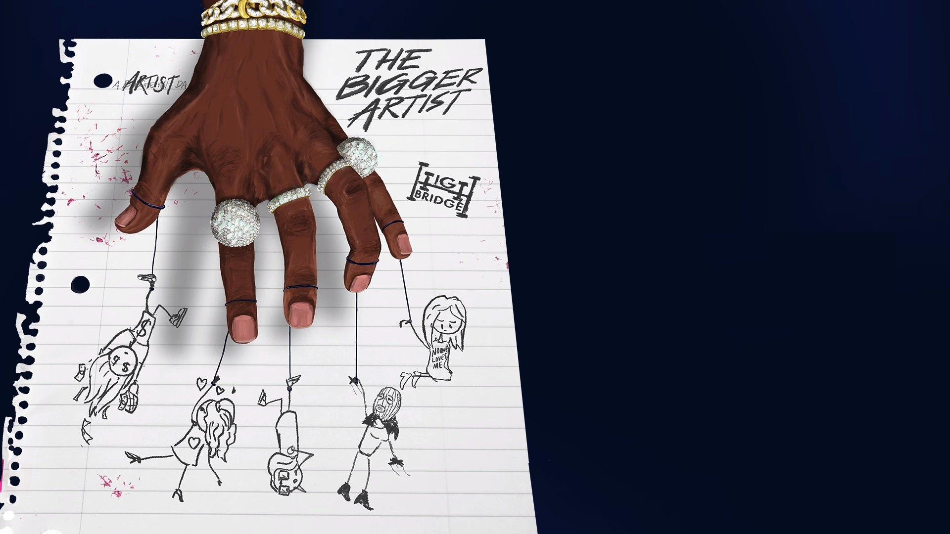 A Boogie wit da Hoodie – The Bigger Artist [Album Stream]