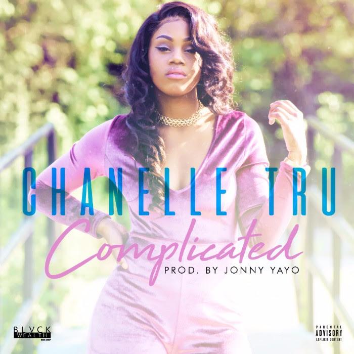 "Reggae/R&B Singer Chanelle Tru New Single ""Complicated"""
