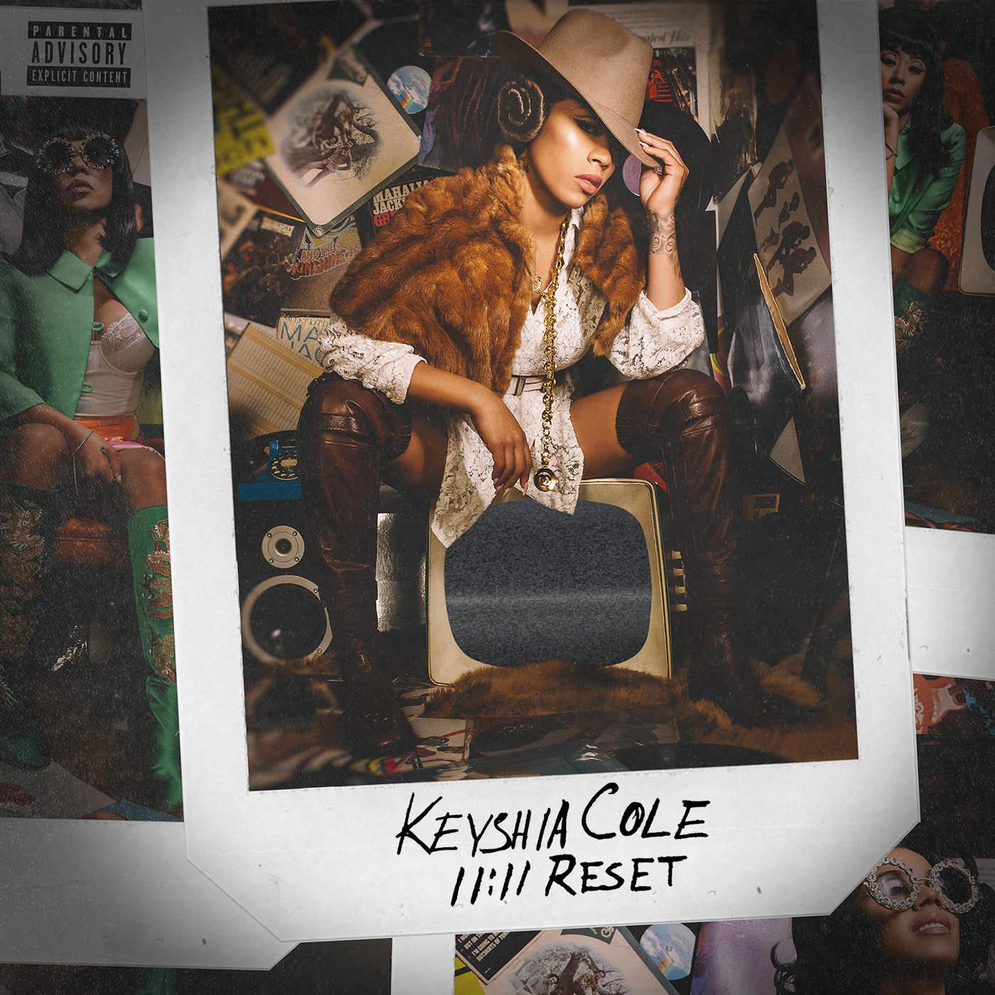 Keyshia Cole – 11:11 Reset [Album Stream]