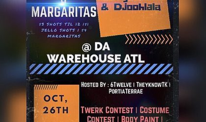 #ATL The HillTop HYPE Radio Show & NDORADIO Present: Monsters & Margaritas