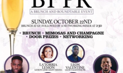 "Event: ""Empowered"" By PR – A Brunch & Roundtable Event"