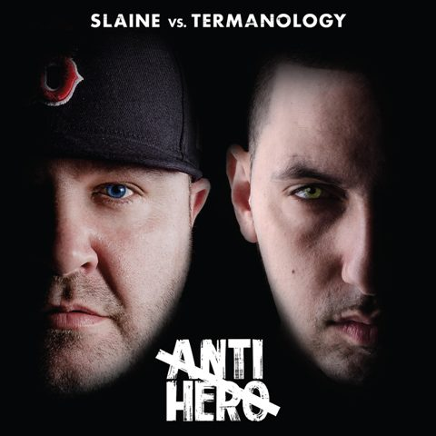"Slaine Vs Termanology feat.  Bun B & Everlast – ""Anti-Hero"" (Produced by DJ Premier)"