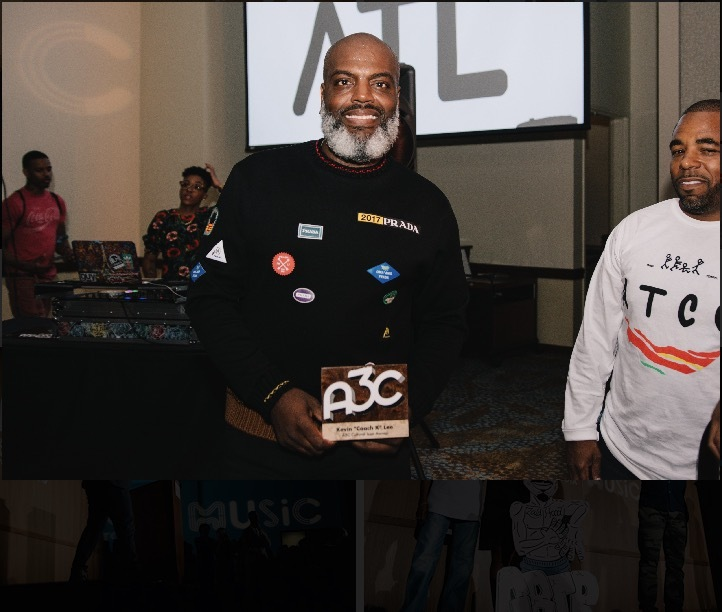 "Kevin ""Coach K"" Lee and Angela Rye Honored at Second Annual A3C Festival & Conference 'Welcome To Atlanta' Reception"