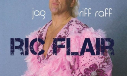 "South Central, Los Angeles born and raised rapper JAG Links Riff Raff on ""Ric Flair"""