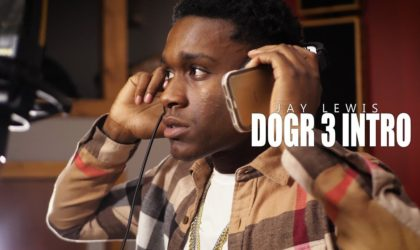Baton Rouge native Jay Lewis releases a visual 'DOGR 3 Intro'