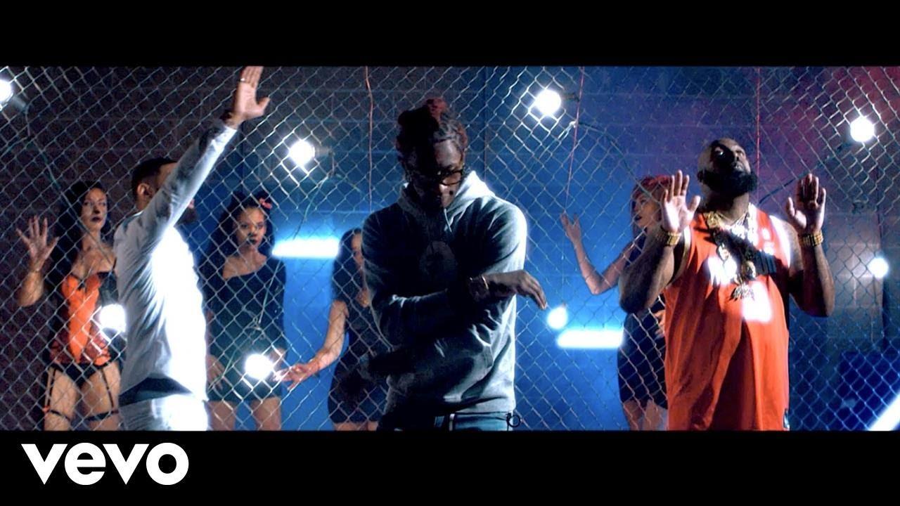 "Trae Tha Truth – ""Thuggin"" (feat. Young Thug and Skippa Da Flippa) [Music Video]"