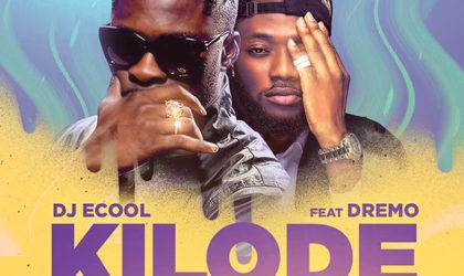 "Following a World Tour with International Superstar Davido, Top Afrobeats DJ ECool Releases New Single ""Kilode"""