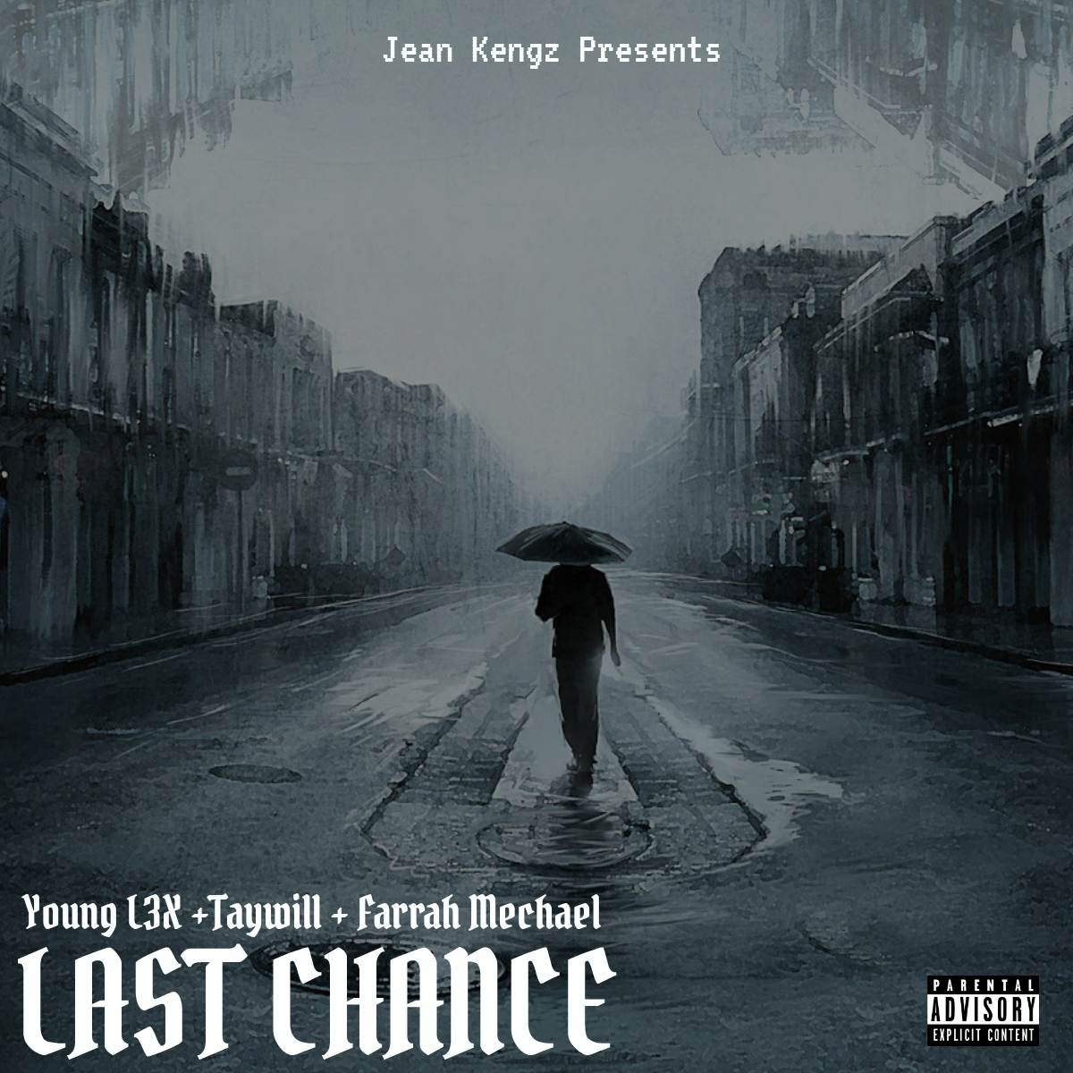 """French producer Jean Kengz connects with Farrah Mechael, Young L3X & Taywill on his single """"LAST CHANCE"""""""