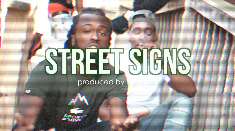 """New Orleans artist LouiVon returns with a fresh new visual to match titled """"Street Signs"""""""